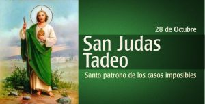 Orar a San Judas Tadeo